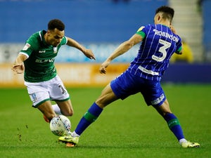 Relegation-threatened Wigan clinch late win over Sheffield Wednesday