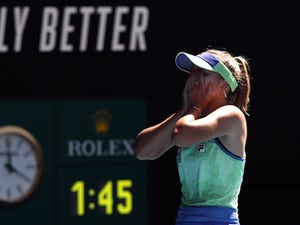 Sofia Kenin backed to win first Grand Slam by doubles partner