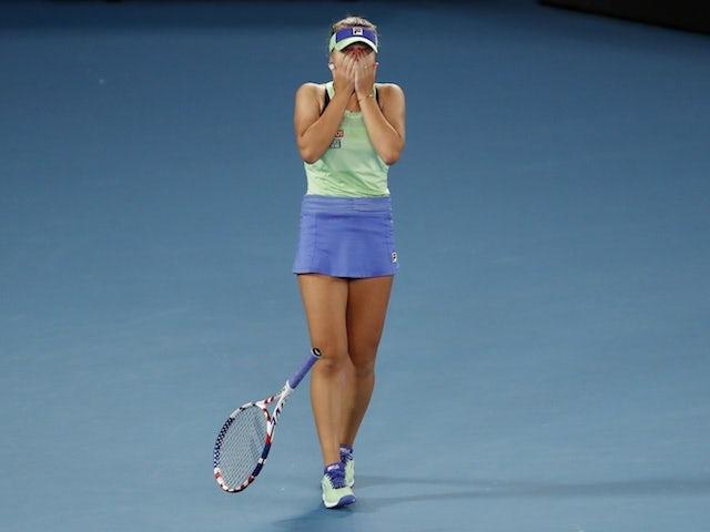 Australian Open day 13: Sofia Kenin wins first Grand Slam title