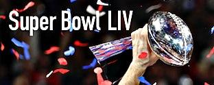 Super Bowl AMP header
