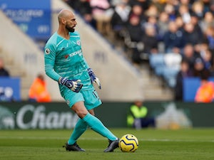 Chelsea exercise 12-month extension option on Willy Caballero