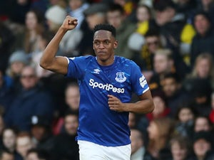 Team News: Yerry Mina available for Everton match against Leicester
