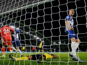 Mariappa own goal salvages point for Brighton