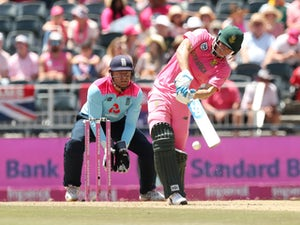 England set target of 257 to level series in South Africa