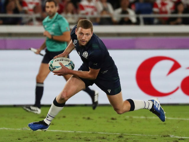 Scotland potentially without Finn Russell for Autumn Nations Cup