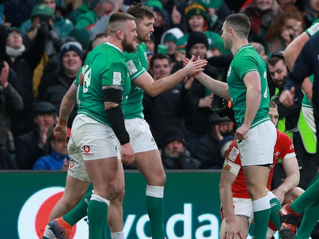 Andrew Conway promises Ireland inquest after England defeat