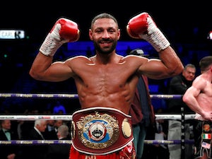 Kell Brook demolishes Mark DeLuca in Sheffield