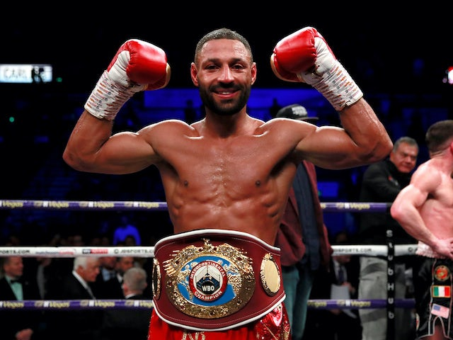 Result: Kell Brook demolishes Mark DeLuca in Sheffield