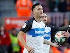 Alaves forward Lucas Perez: 'I turned down Barcelona move'