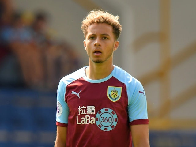 Mace Goodridge signs one-year Burnley contract extension