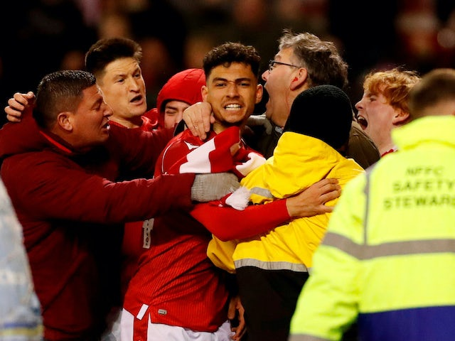 Result: Forest inflict another defeat on Leeds