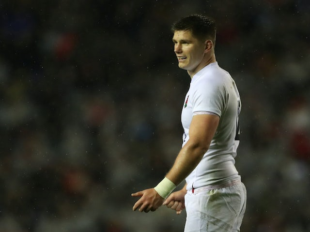 Owen Farrell sets sights on Autumn Nations Cup following Six Nations triumph