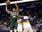 NBA roundup: Antetokounmpo leads Bucks to victory over Pelicans