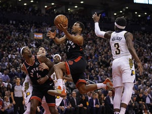 NBA roundup: Kyle Lowry inspires Raptors to comeback victory over Pacers