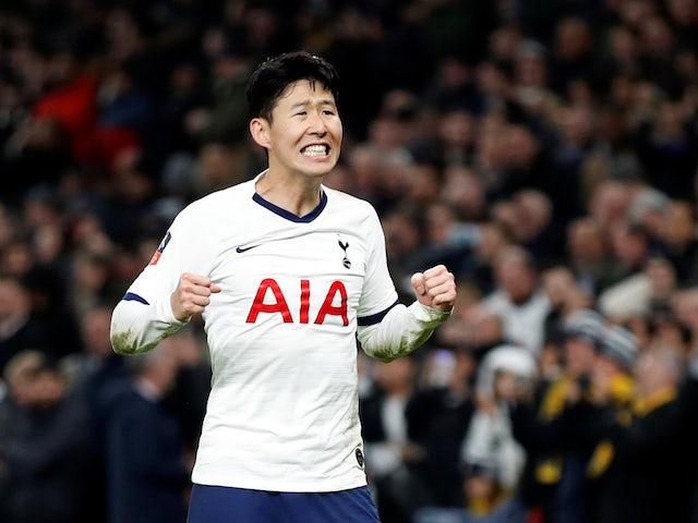 Spurs confirm Son Heung-min will start four-week national service this month