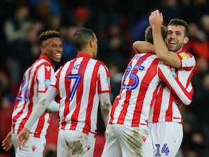 Stoke win relegation six-pointer with Charlton