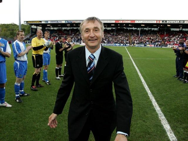 Ex-Blackburn coach Tony Parkes diagnosed with Alzheimer's