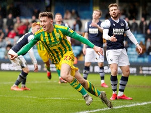 West Brom beat Millwall to move four points clear