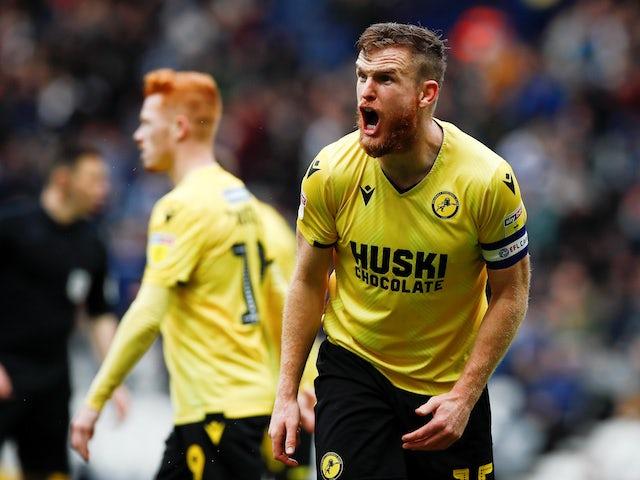 Result: Millwall dent Preston playoff hopes at Deepdale