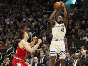 NBA roundup: In-form Bucks claim comfortable Kings win in Antetokounmpo absence