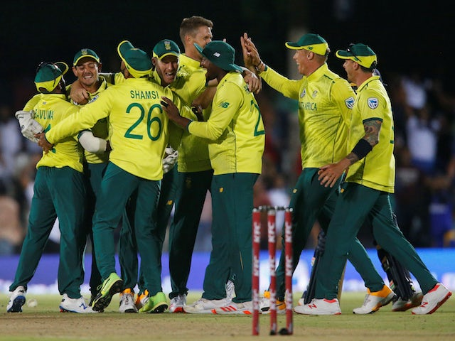 Result: South Africa beat England by one run in thrilling first T20
