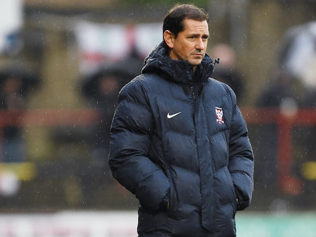 Jackie McNamara admitted to hospital for brain surgery