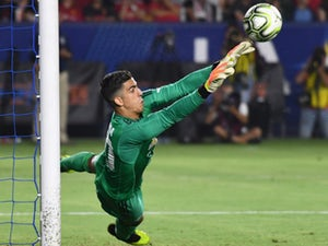 Hearts boss Daniel Stendel hints Joel Pereira could be dropped