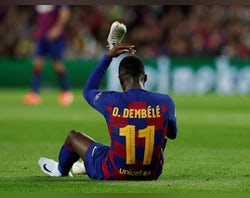 Barcelona 'demand £81m for Man Utd-linked Dembele'