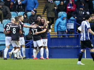 Reading win at Wednesday for first league victory in eight games