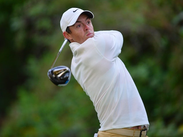 Rory McIlroy begins eighth spell as world number one with first-round 68