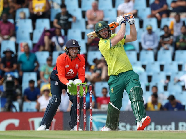 Result: Heinrich Klaasen stars for South Africa to set England target of 223