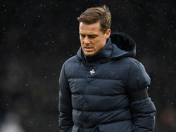 Fulham manager Scott Parker on February 15, 2020