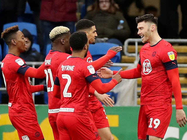 Result: Kieffer Moore brace earns Wigan point at Cardiff