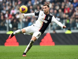 Everton 'lining up Aaron Ramsey move'