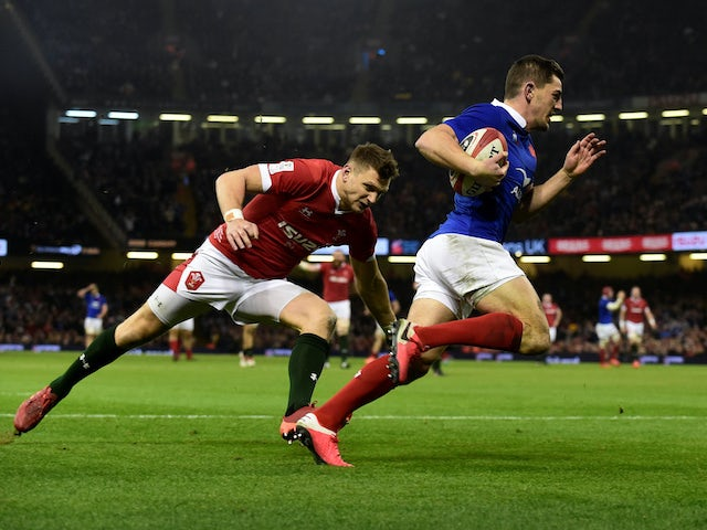 Result: France beat Wales in Cardiff to boost Grand Slam hopes