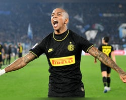 European roundup: Ashley Young helps Inter Milan to victory over Lazio