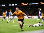 Result: Diogo Jota hat-trick inspires Wolves to emphatic first-leg victory