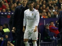 Real Madrid's Eden Hazard limps off on February 22, 2020