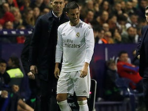 Real Madrid injury, suspension list vs. Barcelona
