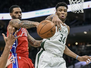 NBA roundup: Antetokounmpo leads Bucks to thrash 76ers