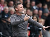 Salford City boss Graham Alexander pictured in October 2019