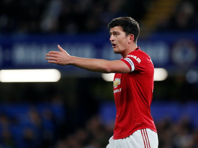 Harry Maguire reveals Rio Ferdinand inspiration