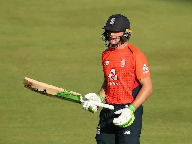 Coronavirus latest: Jos Buttler's World Cup shirt auctioned for charity