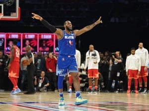 LeBron James leads All-Stars to win on night when Kobe Bryant was remembered