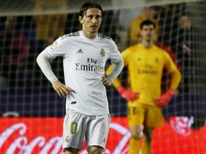 Modric: 'Madrid display not worthy of Champions League'
