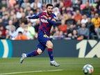 Result: Messi scores four as Barcelona breeze past Eibar