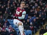 Matej Vydra scores for Burnley on February 22, 2020