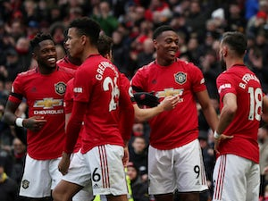 Bruno Fernandes scores first Man Utd goal in comfortable win over Watford
