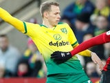 Ondrej Duda in action for Norwich City on January 28, 2020