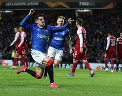 """Two-goal hero Ianis Hagi: """"It was for nights like this I joined Rangers"""""""